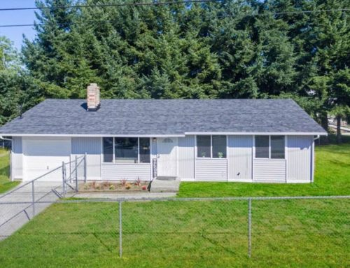 $153,186 Tacoma Fix and Flip Loan on M Street