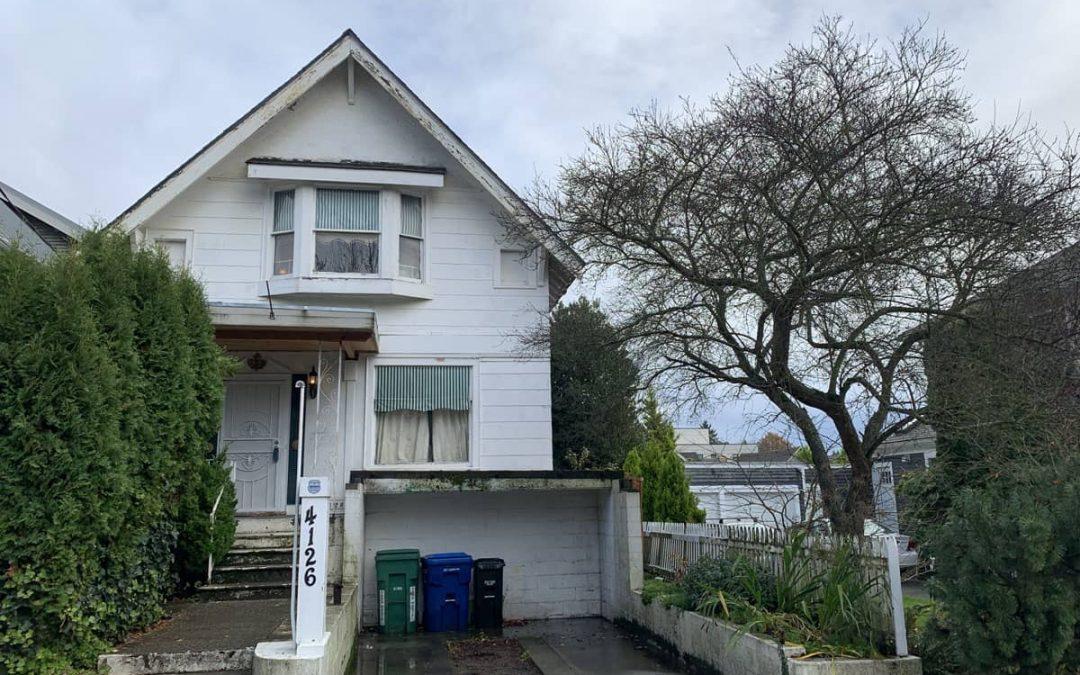 Seattle, WA | Fix and Flip Loan $867,300
