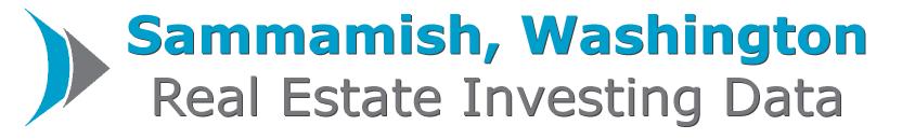Sammamish Real Estate Investing Data