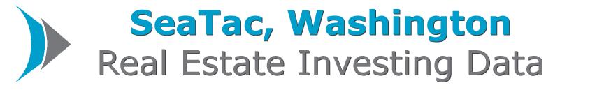 SeaTac Real Estate Investing Data