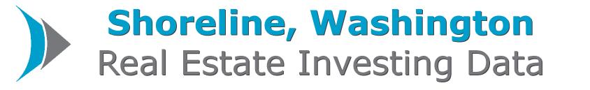 Shoreline Real Estate Investing Data