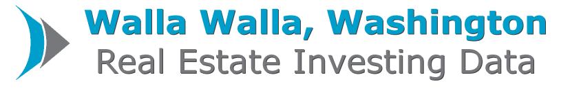 Walla Walla Real Estate Investing Data